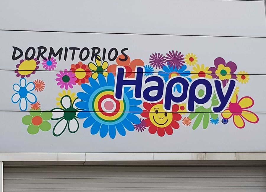 vinilos-dormitorios-happy