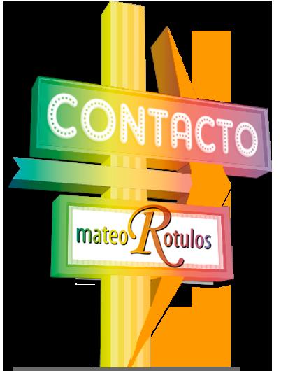 contacto de mateoRotulos